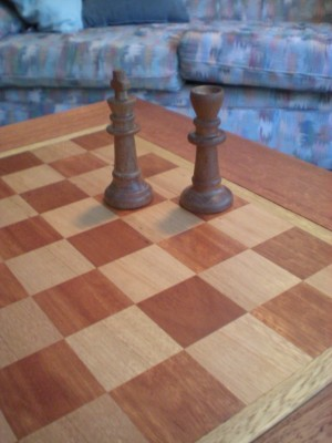 Chess Table - 2
